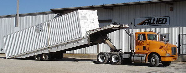 Sales A 1 Storage Container Rental and Sales Rolla MO